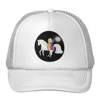 Queen Faery and Unicorn Hats