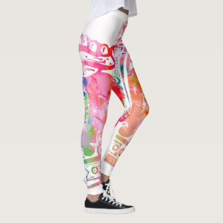Queen for a Day Leggings