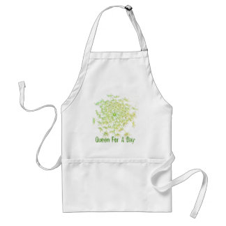 Queen For A Day Standard Apron