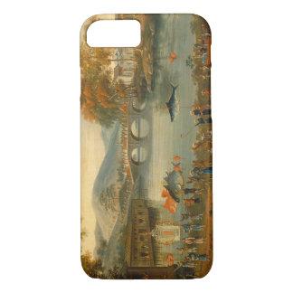 Queen Henrietta Maria with Sir Jeffrey Hudson, iPhone 7 Case