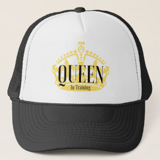 Queen in Training Hat