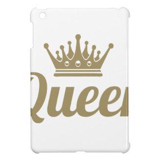 Queen iPad Mini Cover
