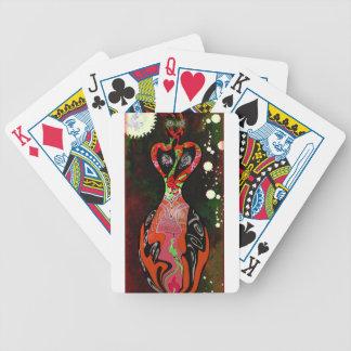 Queen Irulan Bicycle Playing Cards