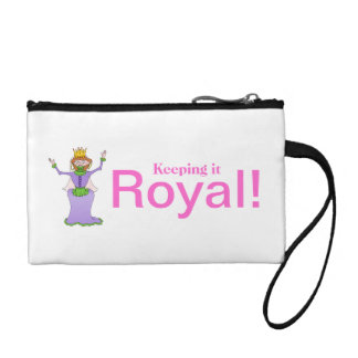 Queen, Keeping it Royal Coin Purse