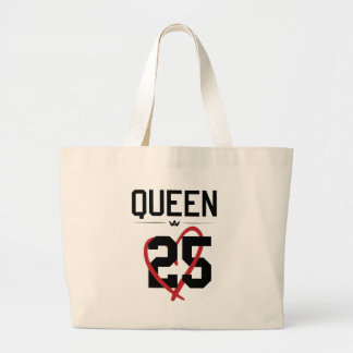 Queen Large Tote Bag
