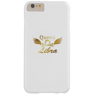 Queen Libra Zodiac Sign Birthday Gif Barely There iPhone 6 Plus Case