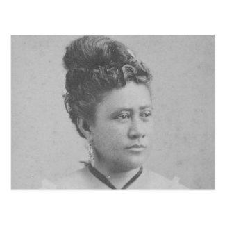 Queen Lili'uokalani Postcard