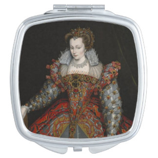 Queen Louise of Lorraine Compact Mirrors