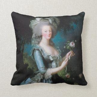 Queen Marie Antoinette Pillow
