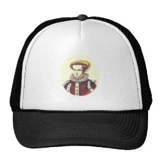 Queen Mary Trucker Hat
