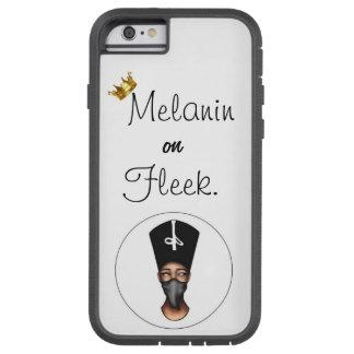 Queen Melanin on Fleek Tough Xtreme iPhone 6 Case