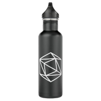 Queen (n) / Custom Water Bottle (710 ml)