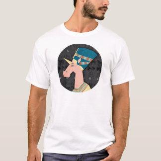 Queen Nefertiti Unicorn T-Shirt