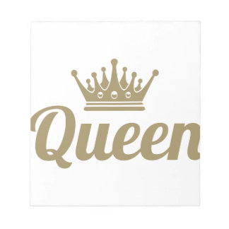 Queen Notepad