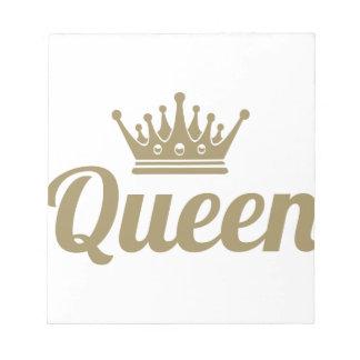 Queen Notepad