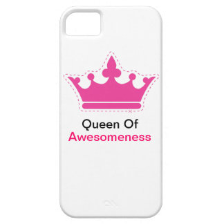 Queen of Awesomeness Case For The iPhone 5