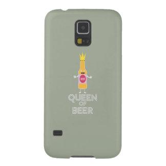 Queen of Beer Zh80k Galaxy S5 Cases