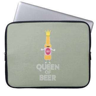 Queen of Beer Zh80k Laptop Sleeve