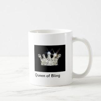 Queen of Bling Coffee Mug