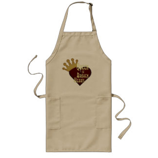 Queen of Broken Hearts Long Apron