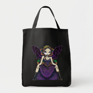 Queen Of Halloween gothic fairy Bag