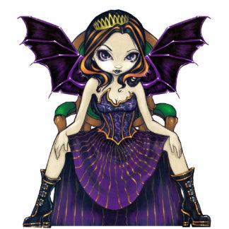 Queen Of Halloween Photo Sculpture