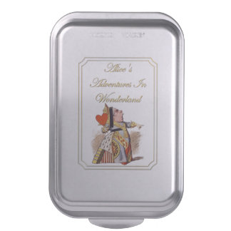 Queen Of Hearts 2 - Cake Pan