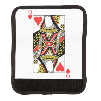Queen of Hearts - Add Your Image Handle Wrap