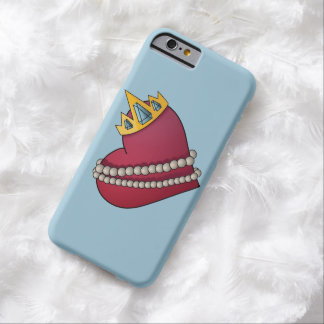 Queen of Hearts Barely There iPhone 6 Case