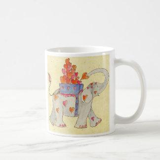Queen of Hearts Coffee Mug