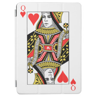 Queen of Hearts iPad Air Cover