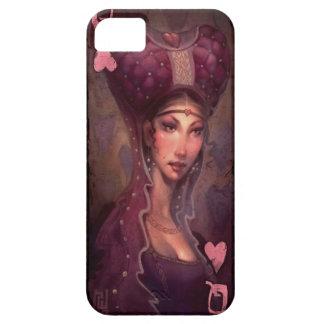 Queen of Hearts iPhone 5/5S case