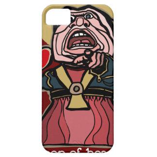 Queen of Hearts iPhone 5 Cases