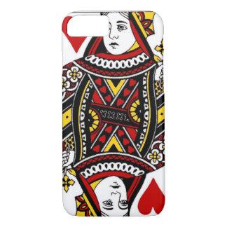 Queen of Hearts iPhone 8/7 Case
