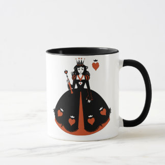 Queen of Hearts Mug