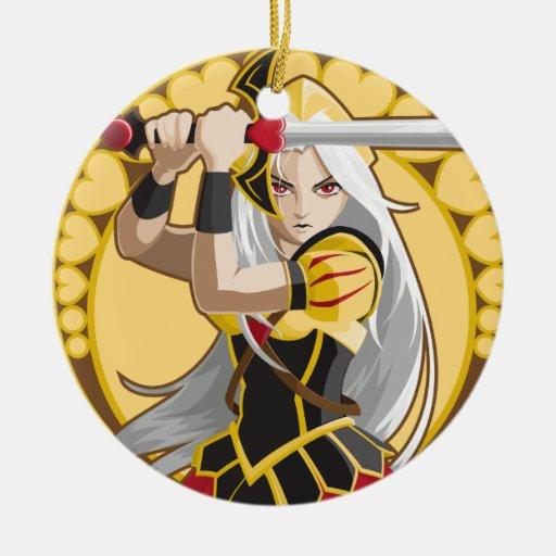 Queen of Hearts Ornaments