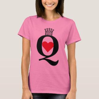"""Queen of Hearts"" t-shirt"