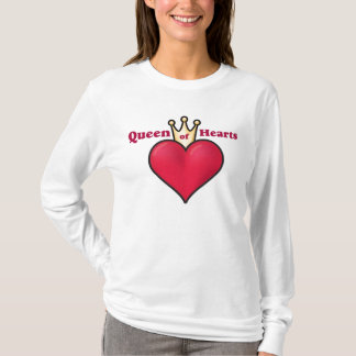 QUEEN OF HEARTS W/BAYSIDE IMAGES LOGO HOODY fitted