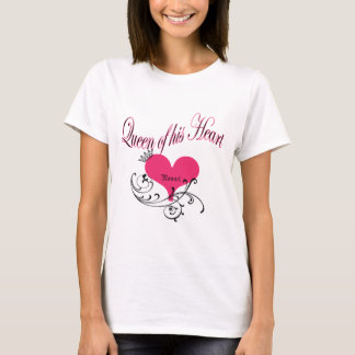 Queen Of His Heart T-Shirt