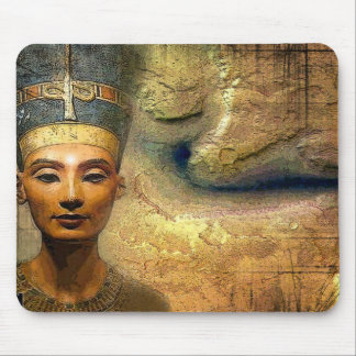 Queen of Mars by Gregory Gallo Mouse Pad