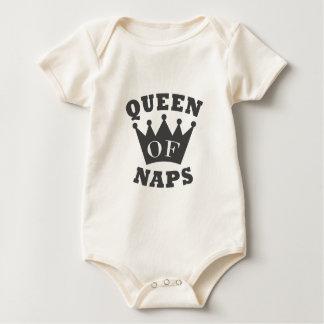 Queen of Naps Baby Bodysuit