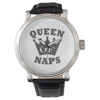 Queen of Naps Watch