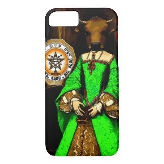 Queen of Pentacles Tarot Card iPhone 7 Case