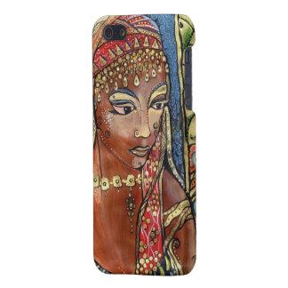 Queen of Sheba Portrait iPhone 5/5S Case
