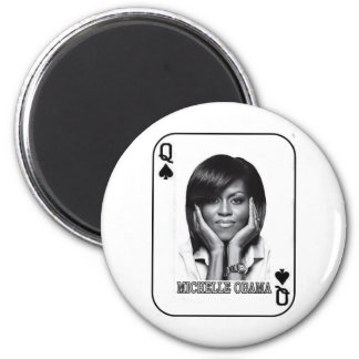 QUEEN OF SPADES MAGNET