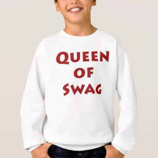Queen of Swag Sweatshirt