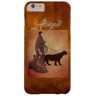 Queen of the Ebony Isles Edmund Dulac Fine Art Barely There iPhone 6 Plus Case