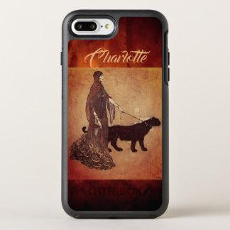Queen of the Ebony Isles Edmund Dulac Fine Art OtterBox Symmetry iPhone 8 Plus/7 Plus Case