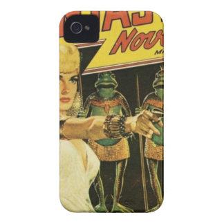 Queen of the Frog Men Case-Mate iPhone 4 Case