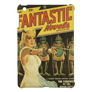 Queen of the Frog Men iPad Mini Cover